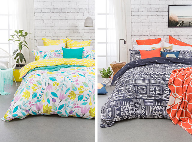 Bedroom Quilt Cover Summer 2015